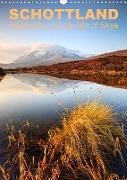 Schottland: Highlands und die Isle of Skye (Wandkalender 2021 DIN A3 hoch)