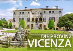 Die Provinz Vicenza (Wandkalender 2021 DIN A2 quer)