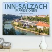 Inn-Salzach-Impressionen (Premium, hochwertiger DIN A2 Wandkalender 2020, Kunstdruck in Hochglanz)