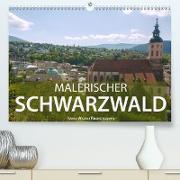 Malerischer Schwarzwald (Premium, hochwertiger DIN A2 Wandkalender 2020, Kunstdruck in Hochglanz)
