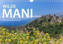 WIlde Mani (Wandkalender 2021 DIN A4 quer)
