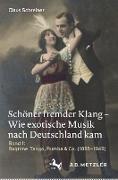 Schöner fremder Klang - Wie exotische Musik nach Deutschland kam