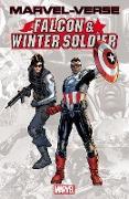 Marvel-Verse: Falcon & Winter Soldier
