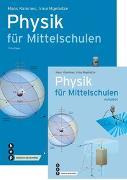 Paket: Physik für Mittelschulen und Aufgabenband