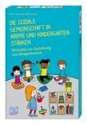 Die soziale Gemeinschaft in Krippe und Kindergarten stärken