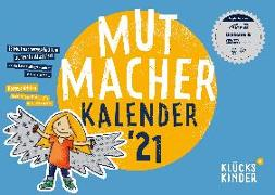 Mutmacher Kalender 2021
