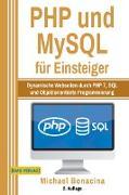 PHP und MySQL für Einsteiger