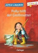 Polly hilft der Großmutter