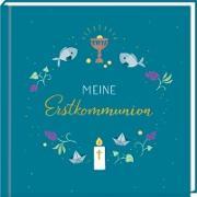 Eintragalbum - Meine Kommunion (klein)