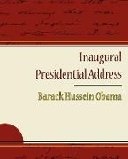 Inaugural Presidential Address