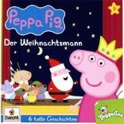 Peppa Pig Hörspiel 09. Der Weihnachtsmann (und 5 weitere Geschichten)