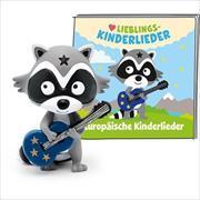 Tonie. Lieblings-Kinderlieder - Europäische Kinderlieder