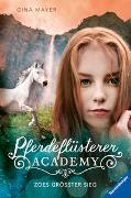 Pferdeflüsterer-Academy, Band 8: Zoes größter Sieg