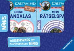 """Verkaufs-Kassette """"Ravensburger Minis 6 - Malen und Rätseln mit Ostwind"""""""