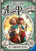 Aleja und die Piratinnen, Band 2: Der Tempel der Wunder