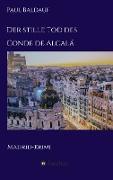 Der stille Tod des Conde de Alcalá