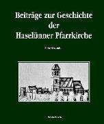 Beiträge zur Beschichte der Haselünne Pfarrkirche