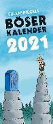 Eulenspiegels Böser Kalender 2021 - VPE 5 Ex