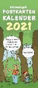 Eulenspiegels Postkartenkalender 2021 - VPE 5 Ex