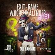 Exit-Game-Kalender 2021. Der Gambler
