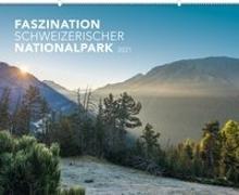 Kalender Faszination Schweizerischer Nationalpark 2021