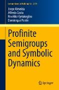 Profinite Semigroups and Symbolic Dynamics