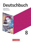 Deutschbuch Gymnasium - Niedersachsen - Neue Ausgabe. 8. Schuljahr - Schülerbuch