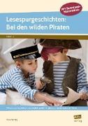 Lesespurgeschichten: Bei den wilden Piraten