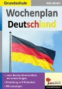 Wochenplan Deutschland