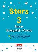 STARS - starke Übungshefte - Übungsheftpakete Deutsch und Mathematik. 3. Schuljahr - Übungshefte im Paket mit Lösungen