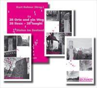 28 Orte und ein Weg – 28 lieux – 28 luoghi