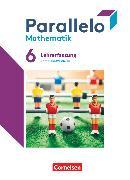 Parallelo - Nordrhein-Westfalen. 6. Schuljahr - Schülerbuch - Lehrerfassung