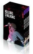 Killing Stalking Season I Complete Box (4 Bände)