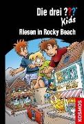 Die drei ??? Kids, 86, Riesen in Rocky Beach
