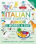 Italian for Everyone Junior: 5 Words a Day