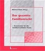 Das gesamte Familienrecht / Das gesamte Familienrecht Band 1