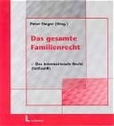 Das gesamte Familienrecht / Das gesamte Familienrecht Band 2