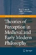 Theories of Perception in Medieval and Early Modern Philosophy