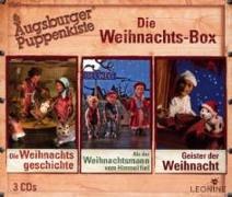Augsburger Puppenkiste Hörspiele zum Kinofilm (3er Box)