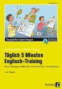 Täglich 5 Minuten Englisch-Training