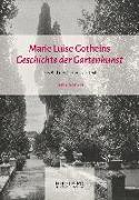 """Marie Luise Gotheins """"Geschichte der Gartenkunst"""""""