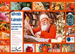 Der ewige Adventskalender Weihnachtskalender bis Silvester