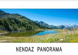 Nendaz Panorama (Wandkalender 2021 DIN A2 quer)