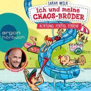 Ich und meine Chaos-Brüder – Achtung, fertig, Ferien!