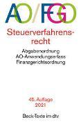 Steuerverfahrensrecht (AO/FGO) mit Abgabenordnung, Finanzgerichtsordnung und Nebengesetzen