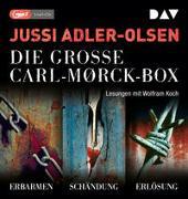 Die große Carl-Morck-Box 1