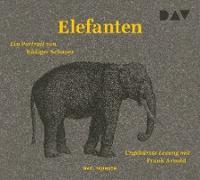 Elefanten. Ein Portrait