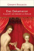 Das Dekameron. Ausgewählt und übersetzt von Klabund