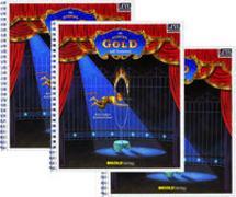 Werkstatt-Set Mit Circus Gold auf Tournee - Leselabyrinth