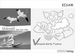 KISAM Versuchskartei 7 - Lehrer